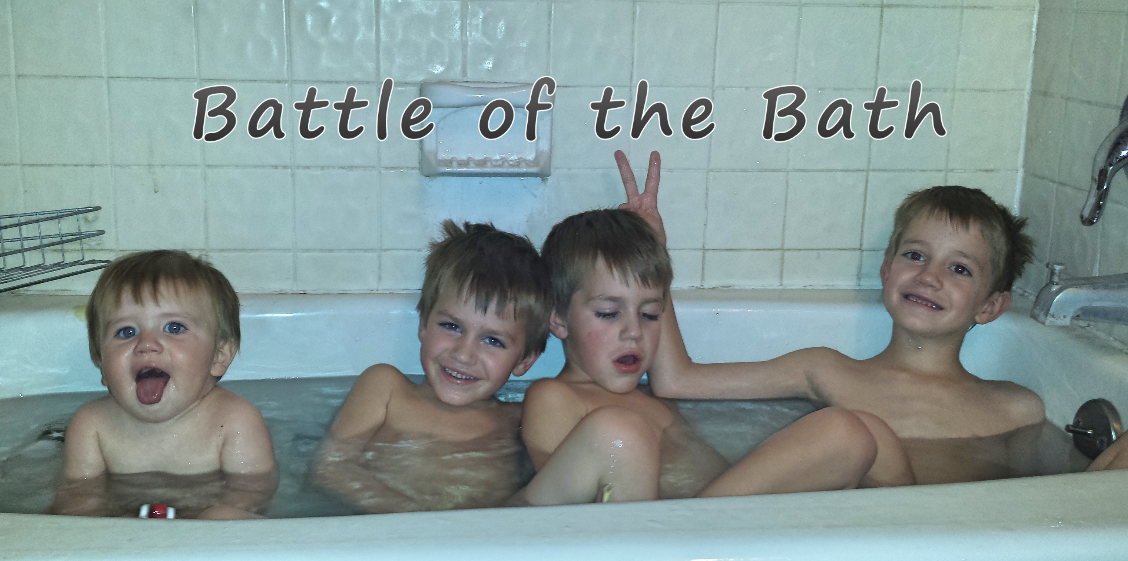 Girls in the bath | Flickr - Photo Sharing!